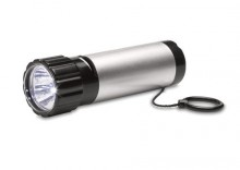 Latarka na dynamo z 3 LED TITA