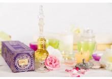 Perfumy w olejku w szklanej karafce 30 ml - Rose