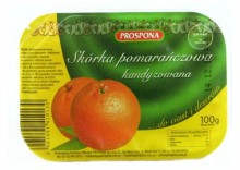 Skórka pomarańczowa 100g