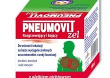 Pneumovit, żel do ciała, 100ml