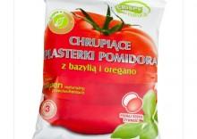 CRISPY Chrupiące plasterki pomidora z bazylią i oregano