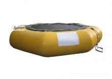 Trampolina wodna wielka 4 x 5,4 x 0,7 m Wats