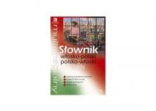 Słownik włosko-polski polsko-włoski PWN