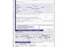 Umowa zlecenie z rachunkiem A4, 511-1