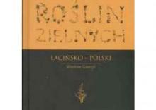 Słownik roślin zielnych łacińsko-polski [opr. twarda]