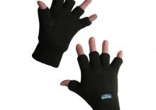 Rękawiczki bez palców z membraną THINSULATE - Vintage - oliwkowy