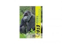 Kalendarz wieloplanszowy 2013 Dzika przyroda