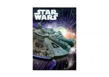 Zeszyt Star Wars A5 w linie 60 kartek Sokół