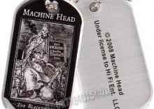 nieśmiertelnik MACHINE HEAD [NZAR-017]