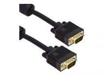 ESPERANZA Kabel D-SUB GOLD M/M FULL HD VGA, SVGA 5,0m [E5901299900437 - ]