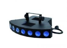 LED SCY-100 RGBW DMX efekt dyskotekowy