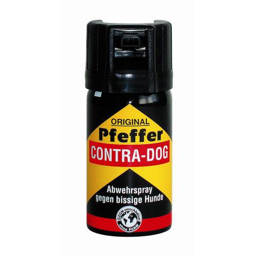 Obronny gaz pieprzowy przeciw psom - 40ml
