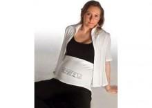 Pas ciążowy La Belly z nadrukiem - Girl