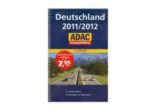 ADAC KompaktAtlas Deutsch 2011/2012 1:300 000