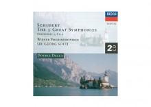 Schubert: The 3 Great Symphonies