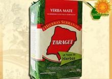 Yerba Mate Taragui Hierbas Serranas 0,5 kg