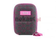 Pokrowiec SOX Foto Hardcase Szaro-różowy