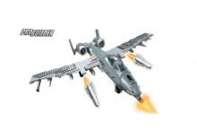 Klocki Mega Bloks Samolot Warthog