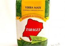 Yerba mate Taragui Litoral 500g