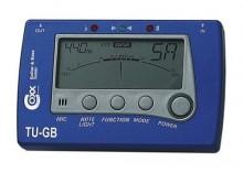 GEWA Blue Tune TU-GB - Tuner do gitary, kontrabasu, mandoliny