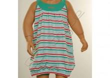 Reebok Komplet Dziecięcy BB Girl Tunic/Pant Set 320