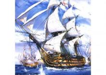 Żaglowiec HMS Victory, Heller 80897