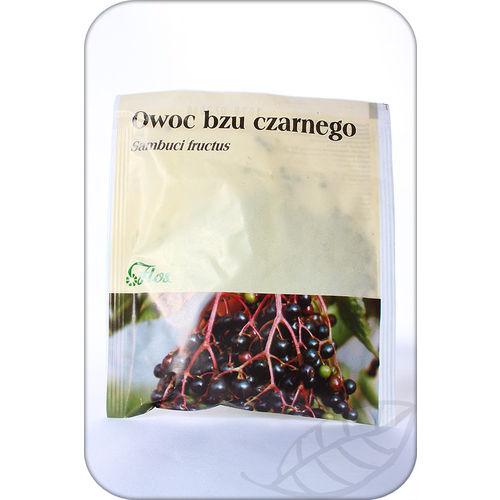 Zioł.Owoc Bzu Czarnego zioła do zaparzania - 50 g