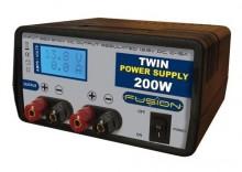 Zasilacz stabilizowany Fusion 200W 230V/13.8V 15A TwinOutput