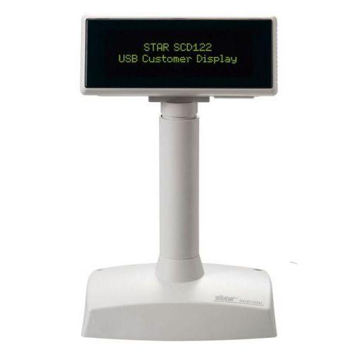 Wyświetlacz klienta SCD122U do urządzeń POS