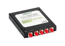 Splitter optyczny Opto-Spt4 BOX 4 wyjściowy, gniazda FC/PC