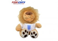 FA England Official Plush Lion Toy
