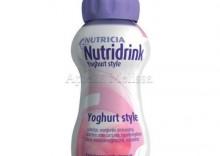NUTRICIA Nutridrink Yoghurt Style o smaku malinowym - 200 ml
