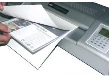 Papierowy Carrier do laminacji A6
