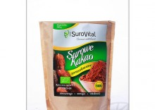 Surovital: surowe kakao, sproszkowane BIO - 200 g