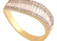 Biżuteria z brylantami Pierścionek Dp072