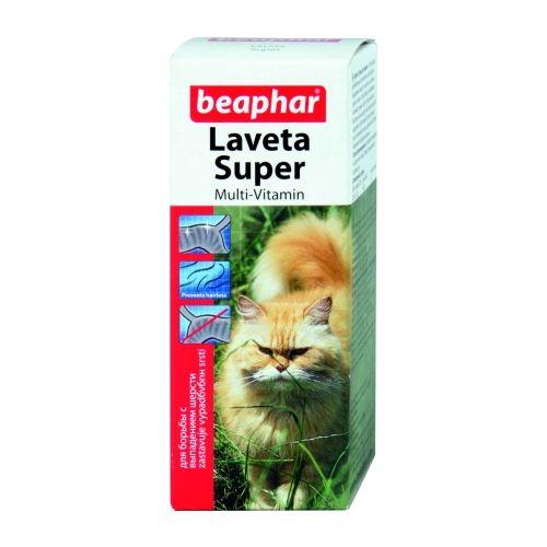 Witaminowy preparat dla kota Beaphar Laveta Super 50ml