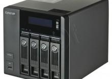 QNAP TS-470 PRO serwer wolnostojący NAS [2x LAN Gigabit] [ 4x SATA II 4TB - bez dysków] [3 x USB 2.0 2 x USB 3.0 2 x eSATA] [Hot