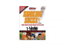 Smoking Sucks! Pomóż swoim dzieciom uniknąć pułapki palenia