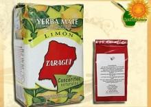 Yerba Mate Taragui Limon 100 gram