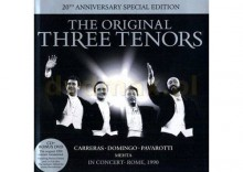 Three Tenors: In Concert 20th Anniversary Edit. [CD]+[DVD]