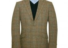 Harris Tweed Hamish Jacket | 40S
