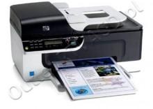 Urządzenie wielofunkcyjne HP model OfficeJet J4580