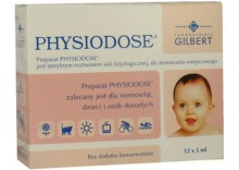 Physiodose do oczu i nosa 12 x 5 ml