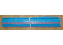 Składany blat stołu do handlu ulicznego dł. ok. 2,5m, szer. ok. 95cm