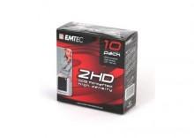 Dyskietki 3.5 EMTEC 2HD 10szt