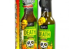 Blair's Death Sauce with Tequila- Jalapeno
