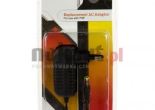 Akcesorium LOGIC 3 Ładowarka Sieciowa PSP