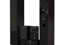 TAGA TAV-306 - Zestaw głośników 5.0, czarny