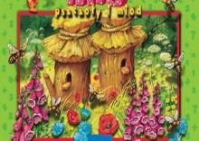 Gra planszowa Granna Miś Pszczoły i Miód