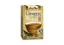 Herbata z Żeńszeniem Tao Yogi Tea Bio 15 torebek